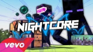 NIGHTCORE  ENDERMAN  Sofía  Alvaro Soler PARODIA MUSICAL MINECRAFT