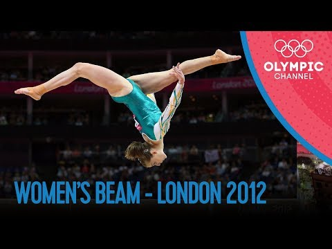 olympics - Full replay of the Artistic Women's Beam Final from the North Greenwich Arena during the London 2012 Olympic Games. Subscribe to the Olympic channel: http://...