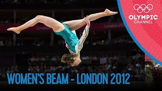 VZvoufQy8qc Full replay of the Artistic Women's Beam Final from the North Greenwich Arena during the London 2012 Olympic Games. Subscribe to the Olympic ...
