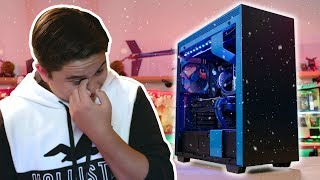 Video He expected a $500 PC. We surprised him with a $3000 setup instead! #merrychristmas MP3, 3GP, MP4, WEBM, AVI, FLV Maret 2019