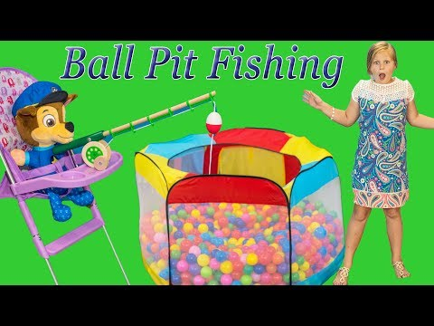 Video Paw Patrol goes Ball Pit FIshing with the Assistant download in MP3, 3GP, MP4, WEBM, AVI, FLV January 2017