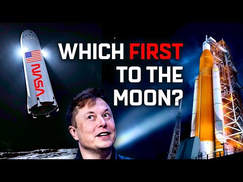 After SLS FAILED Crucial Engine Test, Will NASA Switch To Starship For 2024 Moon Landing?