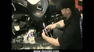 Dynojet Power Vision PV-1 basic installation on 2011 Harley Davidson