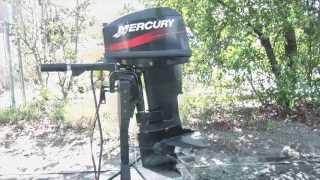 2003 Mercury 25hp outboard motor