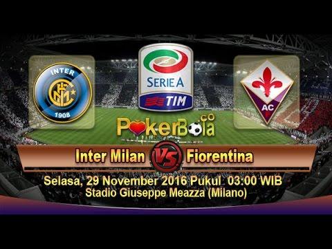 Inter Milan Vs Fiorentina 4-2 / All Goals & Highlights - SERIE A 29/11