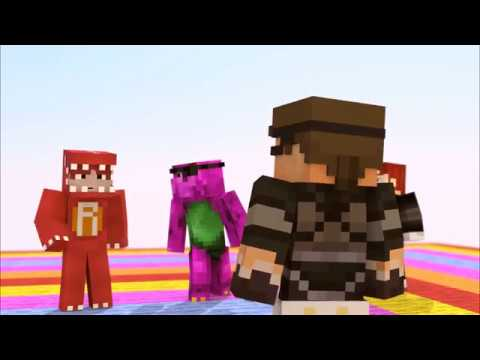 Minecraft Animation - ITS THE DIAPER SPECIAL!