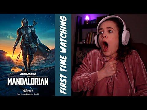 FIRST TIME WATCHING: The Mandalorian SEASON 2!! (Ep. 2)