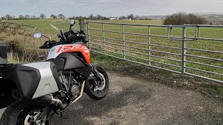 8. Ktm 1290 super adventure s 1000 mile catch up and opinions. Ktm luggage also discussed
