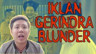 Video IKLAN GERINDRA & PRABOWO BLUNDER ! MP3, 3GP, MP4, WEBM, AVI, FLV Desember 2018