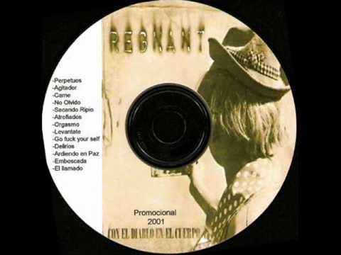 REGNANT - Con el diablo en el cuerpo (Promo 2001)