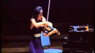 "Award-winning violinst, Ning Kam performs Kam Kee Yong's Sonata ""Huai Gu"" at the Yong Siew Toh Conservatory of Music, ..."