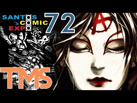 Dupla Supernova! - Santos Comic Expo 2014 fase 7 - The Mullets Show #72
