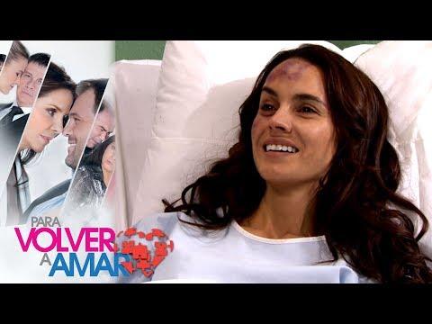 Para volver a amar - Capítulo 55: Bárbara le confiesa su amor a Patricio  Tlnovelas