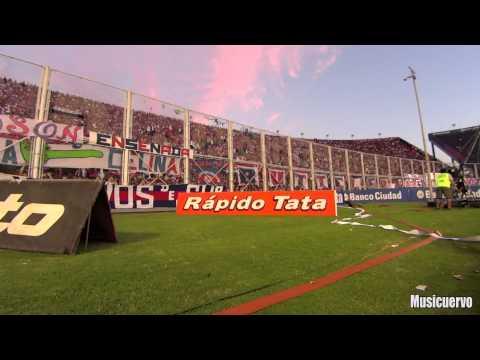 Video - San Lorenzo 2 Rosario Central 1 Pasan los años y esta hinchada te sigue alentando.. - La Gloriosa Butteler - San Lorenzo - Argentina