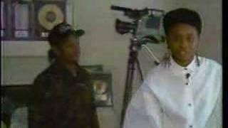Eazy E & NWA on Pump it Up