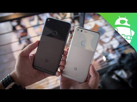 nuovi telefoni di google: arrivano il pixel e il pixel xl
