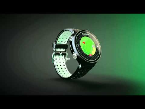 Garmin Approach® S6: Most Advanced GPS Golf Watch (EN)