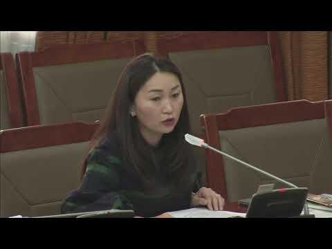 Х.Булгантуяа: Зарим яамыг дагаж агентлаг байгуулах нь төрийн албыг данхар болгож, төсвийг нэмэгдүүлж байна
