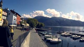 Ascona Switzerland  City pictures : Follow us around // Ascona (Switzerland) - Feiyu G4