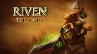 Riven: Champion Spotlight | Gameplay - League of Legends