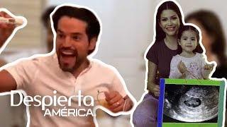 Ana Patricia anuncia que está embarazada de su segundo bebé