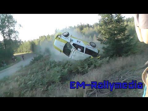 """Finnish Rallycrashes 2014 - """"Varotus päälle!"""" 5"""