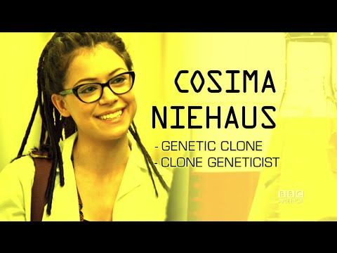 Orphan Black Season 3 (Doing Science With Cosima)
