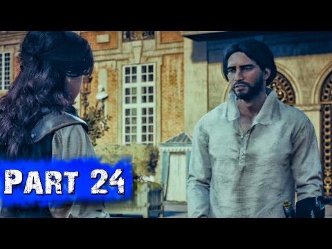 Main Assassin's Creed Unity NGAKAK ABIS! (24) ARNO DIKELUARIN DARI ASASIN KERIT BRADERHUT! :O