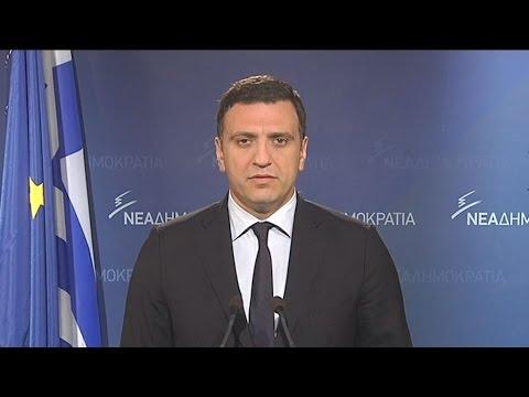 Β. Κικίλιας: «Ο Τσίπρας φέρνει νέο μνημόνιο και υπονομεύει το μέλλον των Ελλήνων»