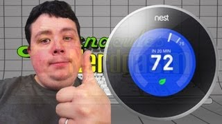 Video NEST Thermostat Unboxing & Installation - Anyone can do it! MP3, 3GP, MP4, WEBM, AVI, FLV Juli 2018