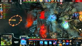 IG vs LGD.cn, game 3