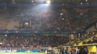 """Monaco-Fans skandieren """"Dortmund"""""""