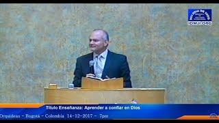 Enseñanza: Aprender a confiar en Dios - Iglesia de Dios Ministerial de Jesucristo Internacional