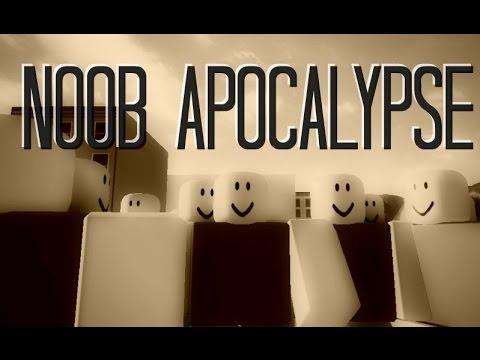 Noob Apocalypse Skit [Roblox]