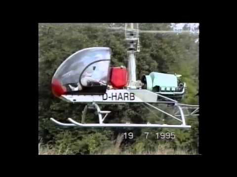SkyTrac coaxial utility helicopter