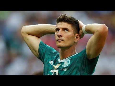 Fußball-WM Gruppe F: Schweden und Mexiko im Achtelfin ...
