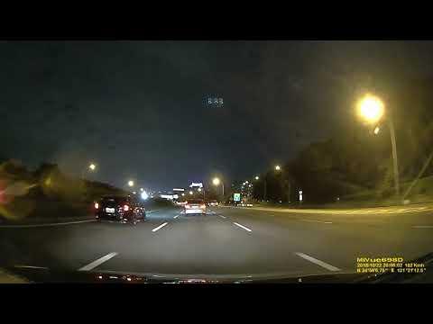 國道三號 北上 50K 未保持安全距離追撞了