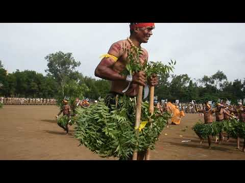 Video Adivasi Gondi Folk Dance download in MP3, 3GP, MP4, WEBM, AVI, FLV January 2017