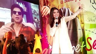 Anushka Sharma Speaking FUNNY Gujrati Like Sejal At Jab Harry Met Sejal Trailer Launch with Shahrukh Khan and Imtiaz Ali. For More Updates:Subscribe to: https://www.youtube.com/user/movietalkiesLike us on: https://www.facebook.com/MovieTalkiesFollow us on: https://twitter.com/MovieTalkiesFollow us on: https://www.instagram.com/movietalkies/