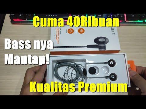 Headset Murah Berkualitas - Unboxing & Review Jete HX5 Super BASS
