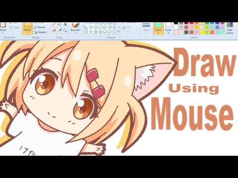 Video ✿【 SpeedDrawing 】 Draw Anime on MS Paint - Ma (。◕‿◕。)  رسم download in MP3, 3GP, MP4, WEBM, AVI, FLV January 2017