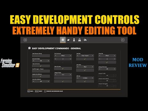Easy Development Controls v1.0.0.0