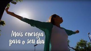 Mais energia para o seu dia