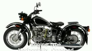 1. 2008 Ural Patrol 750 Walkaround, Features