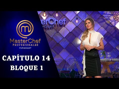 MASTERCHEF PROFESIONALES PARAGUAY (09/12/2019) PGM 14 | B1 | TEMPORADA 1