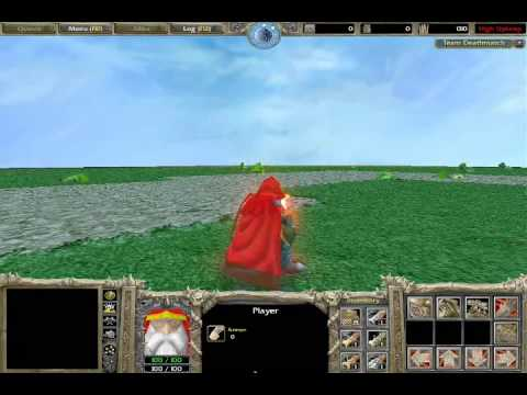 preview-Warcraft III Third Person Shooter