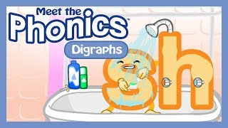 http://www.Preschoolprepco.com (Buy Now!) http://www.preschoolprepco.com/phonics/digraphs/ Children will fall in love with ...