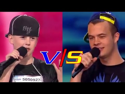 Best rappers ever (CJ Dippa vs Dylan)