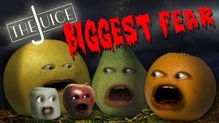 Annoying Orange - The Juice #3 - Biggest Fear