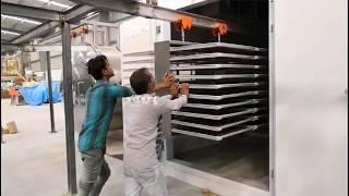KEMOLO Radiant Freeze Dryer (sales@kemolo.com)